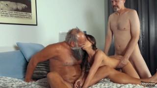 Проститутки краматорск два старика трахают молодую девку